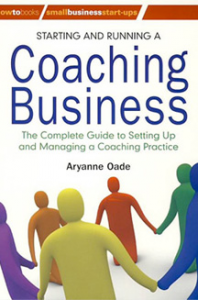 Starting and running a coaching business